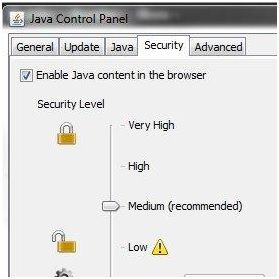 Java_Security_Level